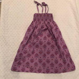 Size 3 tea dress